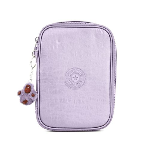 3f5e5f565 100 Pens Case - Frosted Lilac Metallic