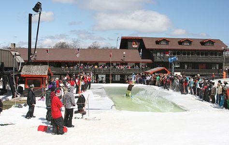 Meltdown Games, March 22 - Appalachian Ski Mtn.
