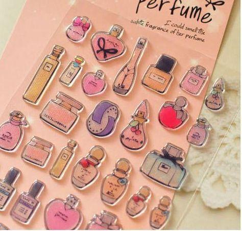 Pas Cher Diy Drole Joyeux Portable Parfum Feutre Photo Album