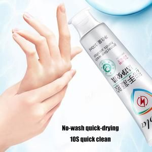 100ml Household Disposable Hands Free Water Disinfection Hand
