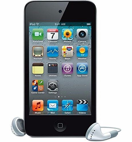 16 GB Apple iPod touch 4th Generation Black