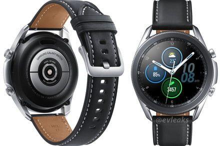 La Nouvelle Fuite Offre Un Apercu Clair De La Samsung Galaxy Watch 3 In 2020 Samsung Watches Samsung Smart Watch