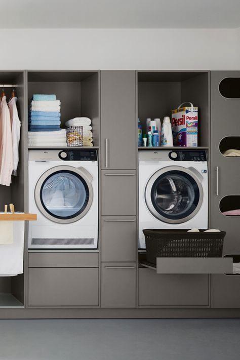 19 Most Beautiful Vintage Laundry Room Decor Ideas (eye-catching looks)