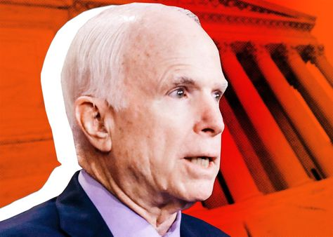 John McCain's SCOTUS comments reveal a lot about the