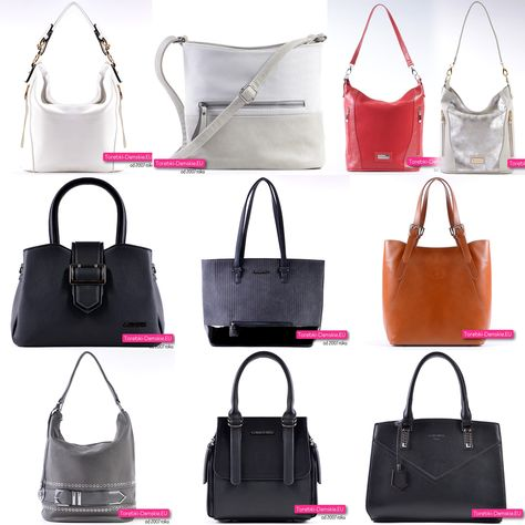 Nowe modele torebek damskich JESIEŃ 2018 | Gym bag, Tote, Bags