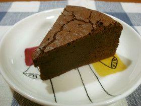 人気 簡単 ショコラ ガトー レシピ