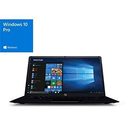 Prixton Netbook Pro Ordenador Portatil Ordenadores Portatiles Pantalla 141 Windows 10 Pro Intel Apo Ordenador Portatil Sistema Operativo Tarjetas Graficas