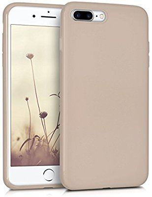This Is The Perfect Neutral Colored Case Amazon Com Kwmobile Chic Tpu Silicone Case For The Apple Iphone 7 Plus 8 Plus I Iphone Iphone 7 Plus Apple Iphone