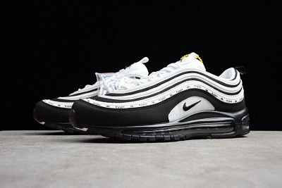 2018 Nike Air Max 97 SneakerBoots OFF WHITE Green White