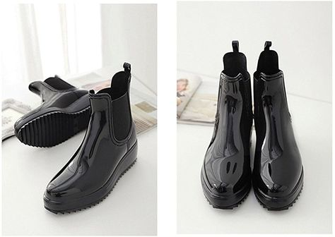 comprar mejor buscar oficial Tienda online SAGUARO® Mujer botas de lluvia Cortas Festival Botas de Agua ...