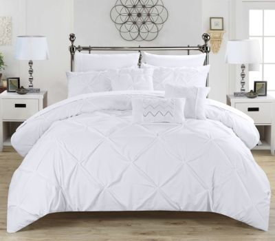 Chic Home Hannah 8 Piece Twin Bed In A Bag Comforter Set Reviews