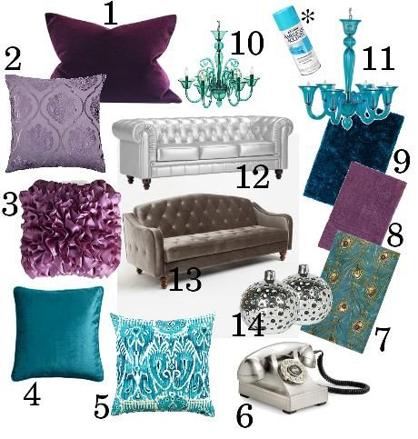 gray and turquoise living room decorating ideas. Doing my living room in peacock colors  need ideas For the Home Pinterest Peacock Peacocks and Living rooms