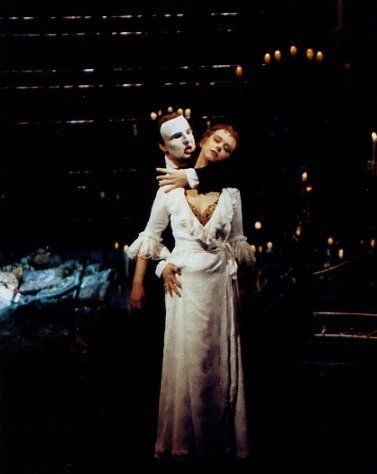 Fantomen på operan stockholm