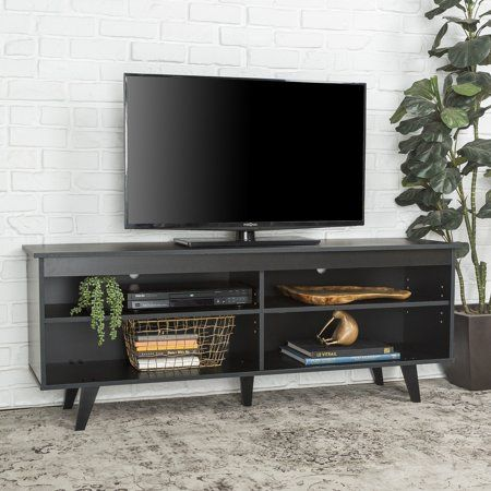 Home Contemporary Console Mid Century Modern Tv Stand Modern Tv Stand