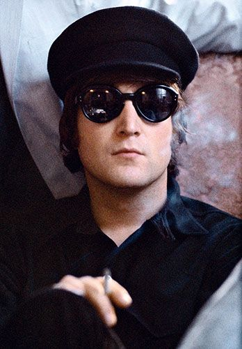 Jean-Marie Perier - Photographe - The Beatles, John Lennon - Paris 1965