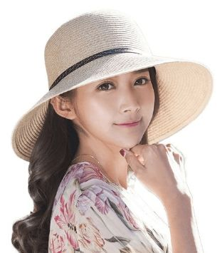 92e1dc32715 Siggi Summer Bill Flap Cap SPF 50 Cotton Sun Golf Hat With Neck Cover Cord  Crushable Wide Brim Collapsible For Women -in Sun Hats from Wom…