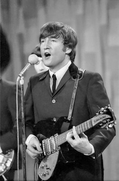 The Beatles Live Image By Mags On Beatles John Lennon Beatles Beatles John