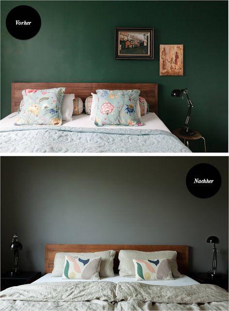 Reduziert Aufs Wesentliche Neue Farben Im Schlafzimmer Alpina