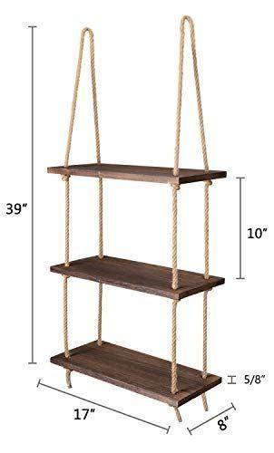 Impressive Diy Hanging Shelves Diy Hanging Shelves Wall Hanging