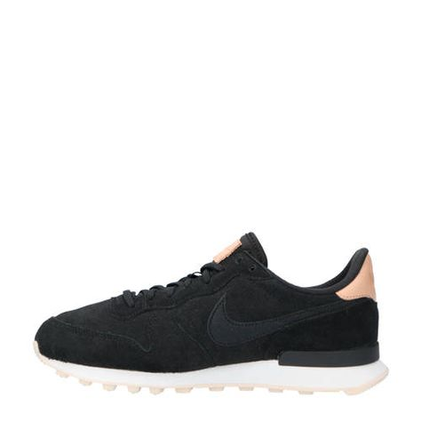nike internationalist zwart
