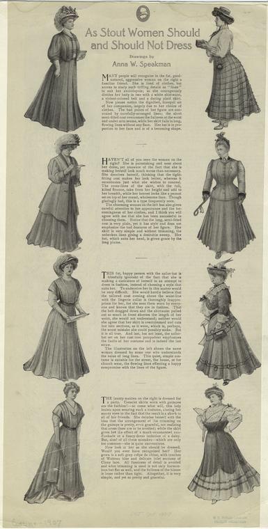 Curvy & Dressing Historical