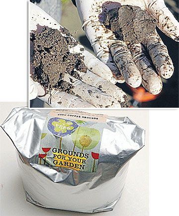 Conditioning Your Soil Soil Clay Soil Coffee Grounds