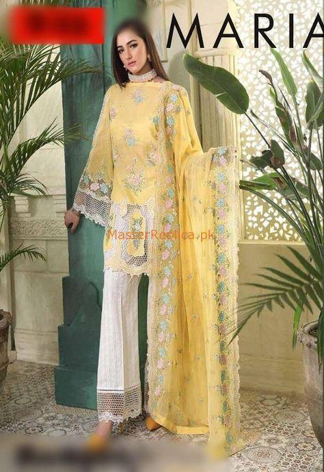 Check Out MARIA B Luxury Embroidered Festive Chiffon Collection Replica at Master Replica Pakistan Call/WhatsApp: +923322622227 #pakiclothing #pakistanidesignerwear #pakicouture #2017fashiontrends #desifashion #designerreplica #asimjofa #sanasafinaz #mariab #khaadi #instafashion #mariab #pakistanidress #pakistanifashion #pakistanistreetstyle #pakistanistyle #pakistanifashion #zainabchottani #pakistaniwedding #masterreplica