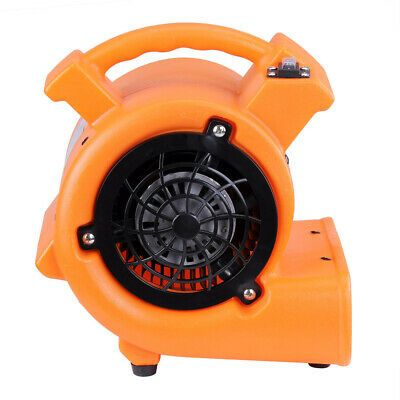 Sponsored Ebay Air Mover Carpet Dryer Blower Floor Drying Industrial Fan For Commercial Home Electric Carpet Cleaning Upholstery