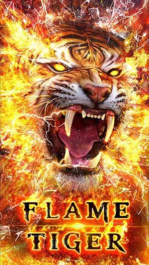 Flame Tiger Live Wallpaper For Android Phones Get It In Google Play For Free Lion Art Tigers Live Tiger Wallpaper