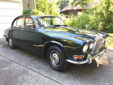 1967 Daimler Sovereign 4 Speed Project Automobile Et Vieux