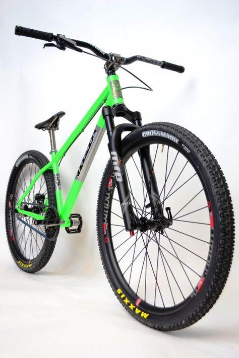Reeb Dj Dirt Jumper Bicicletas Oficina De Trabalho Santa Cruz