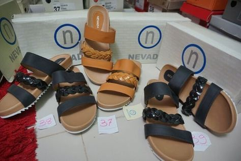 Sandal Nevada Model Baru Sandal Sepatu Sepatu Anak