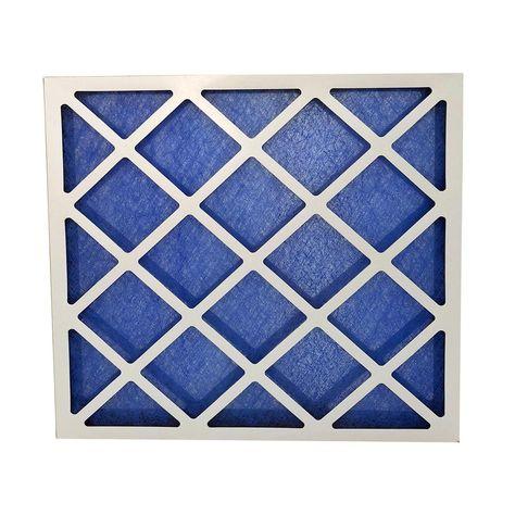 True Blue 16 In X 25 In X 2 In Pro Fiberglass Fpr 1 Air Filter