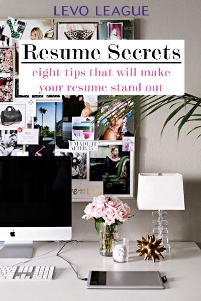 100 best job hunting images on Pinterest Resume tips, Job resume - tips for making a resume