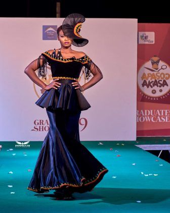 Nkafu S Graduation Collection Is A Big Political Statement Fashion African Bride African Fashion