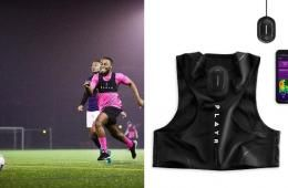 C Catapult Playr Gps Vest Soccer Tracker In 2020 Wearable Smartphone Smart Fitness Tracker Wearable