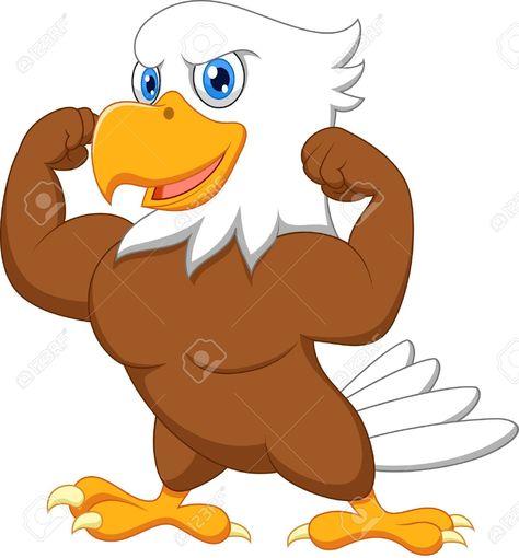 Eagle cute. Pinterest