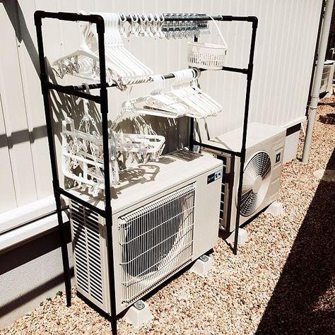毎日のお洗濯をより快適に お悩み解決ハンガー収納 生活の知恵