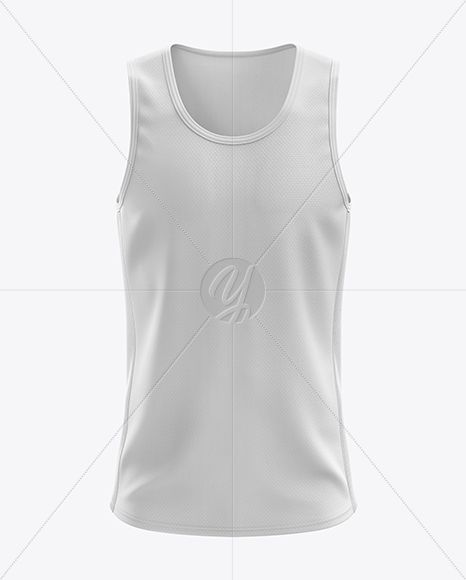 Download Men S Running Singlet Mockup Front View In Apparel Mockups On Yellow Images Object Mockups Clothing Mockup Running Singlet Hoodie Mockup
