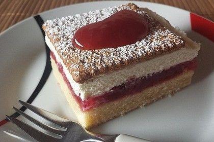 Rote Grutze Kuchen Rote Grutze Kuchen Kuchen Und Torten Kuchen Ohne Backen