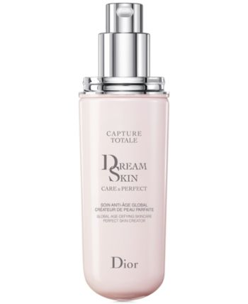 Dior Capture Dreamskin Care Perfect Complete Age Defying Skincare Perfect Skin Creator Refill 1 7 Oz Reviews Skin Care Beauty Macy S Dior Capture Totale Dior Skincare Fight Wrinkles