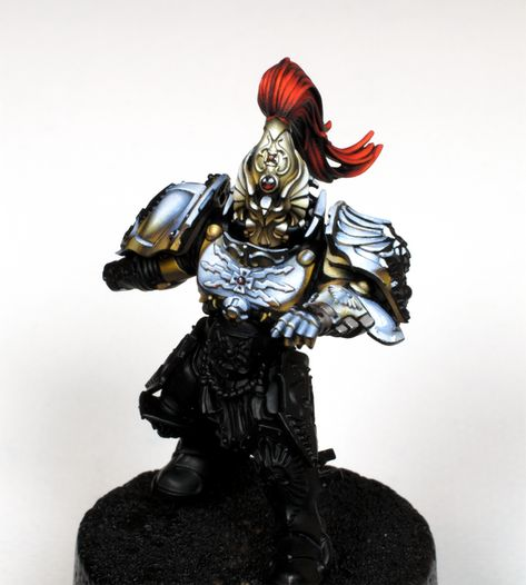 Flameon Miniatures is creating tutorials about painting miniatures