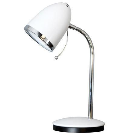 Modern Lamps For A Brighter Home With Images White Desk Lamps