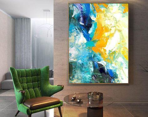 Xxl Art extra large wall art,original textured art,large abstract painting