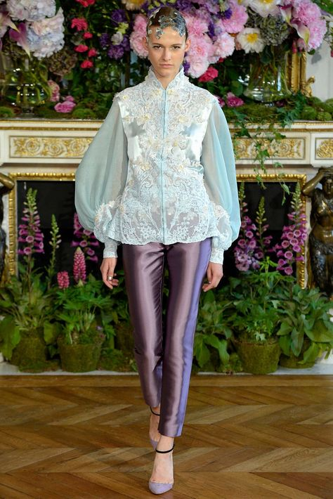 Alexis Mabille Fall 2013 Couture Fashion Show
