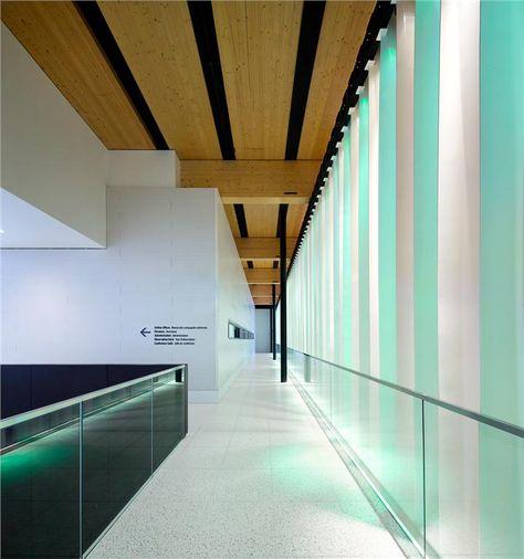Vancouver Based Studio Omb Has Won The BC Wood WORKS Jurys Choice Award As Well Prestigious International Interior Design Association IID