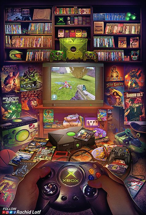 Original Xbox - Halo 1