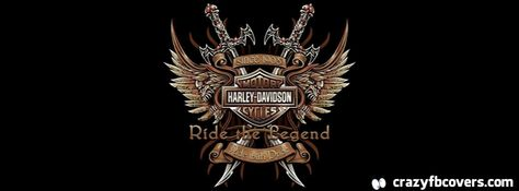 Harley Davidson Ride The Legend Facebook Cover Facebook Timeline Cover Photo Fb Harley Davidson Painting Harley Davidson Wallpaper Harley Davidson Posters