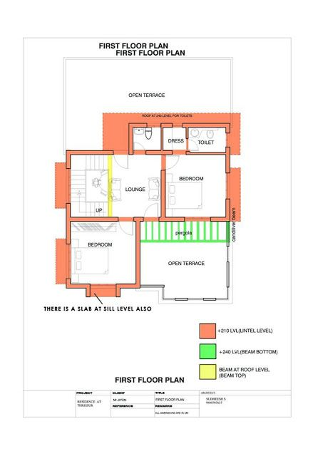 4 Bedroom Contemporary Home In 2100sqft For 30 Lakhs With Free Plan How To Plan Contemporary House Free Plan