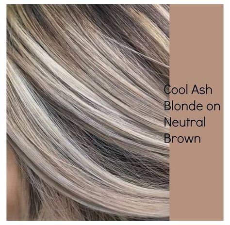 Cool Ash Blonde, Blonde Color, Ash Blonde Bob, Natural Ash Blonde, Color Streaks, Light Ash Blonde, Ash Color, Golden Blonde, Gray Hair Highlights